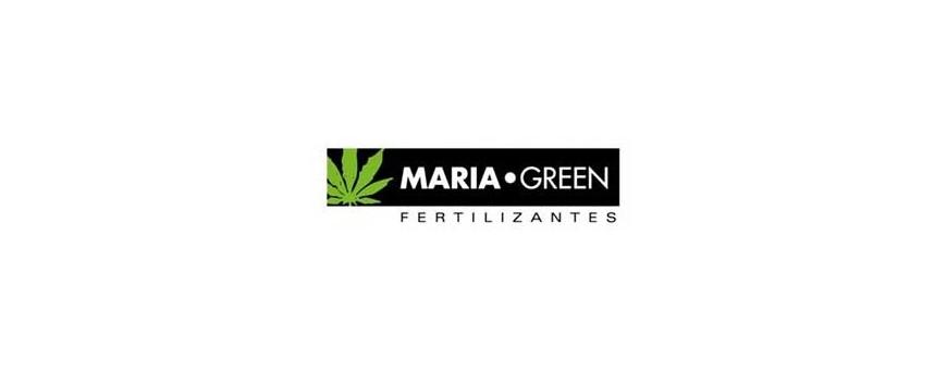 Fertilizantes Maria Green para marihuana | El Punto Eres Tú ®