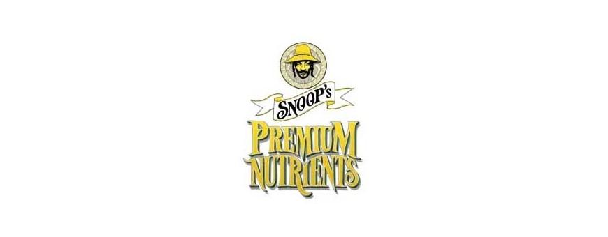 Fertilizantes Snoop's P. Nutrients para marihuana | El Punto Eres Tú ®